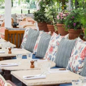 Le restaurant l'Ile lance ses mardis fleuris