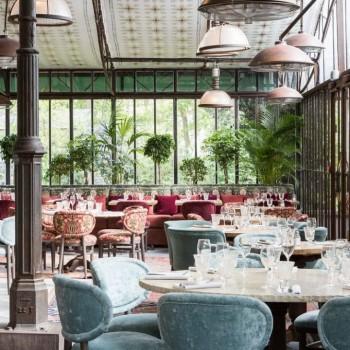 Les 20 plus beaux bars et restaurants à déco végétale de Paris !